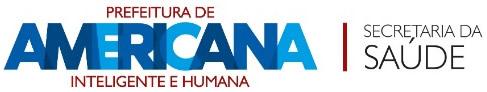 Logo for Secretaria de Saúde de Americana